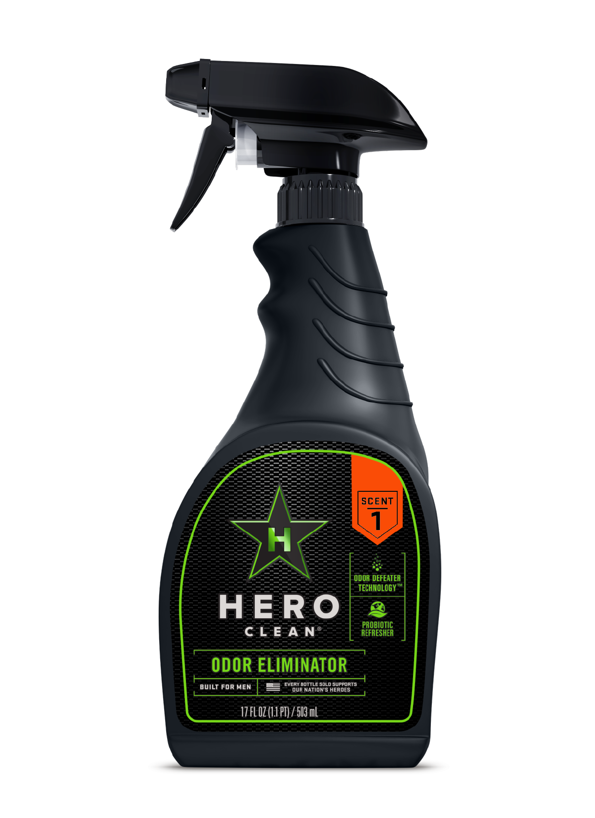 Hero Clean Odor Eliminator