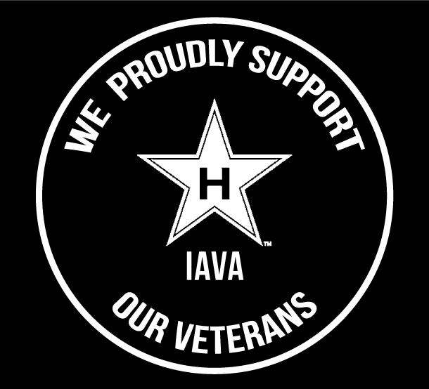 We proudly support our veterans